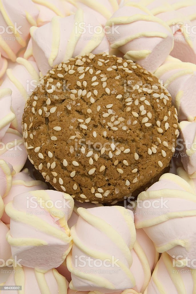pastry wares royalty-free stock photo