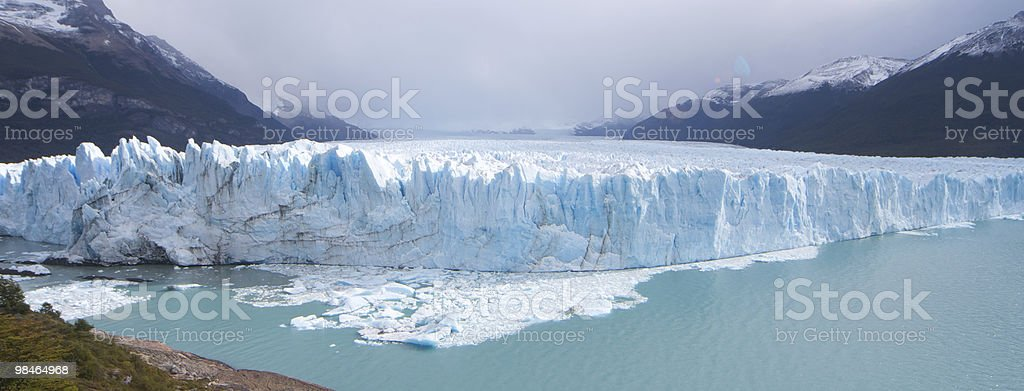 Patagonian Icecap royalty-free stock photo