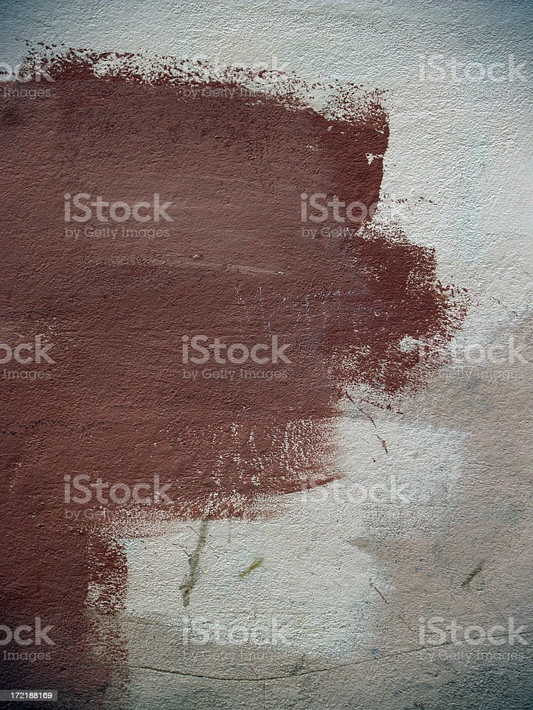 Patched Wall.... royalty-free stock photo