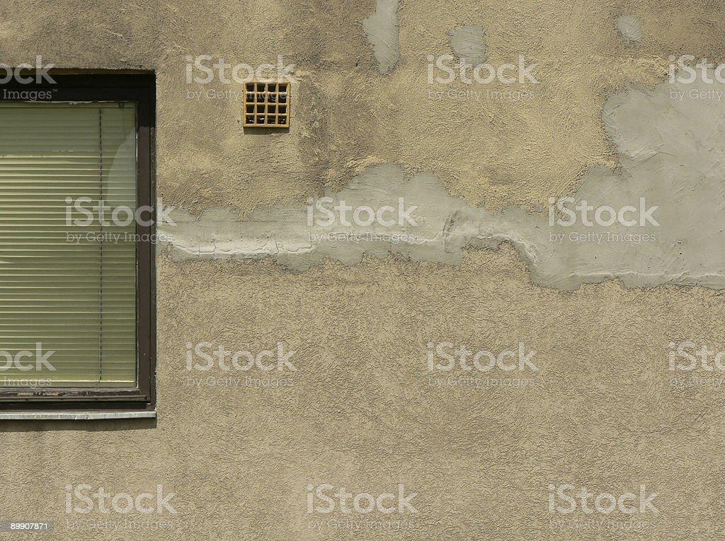 Burbuja de pared foto de stock libre de derechos