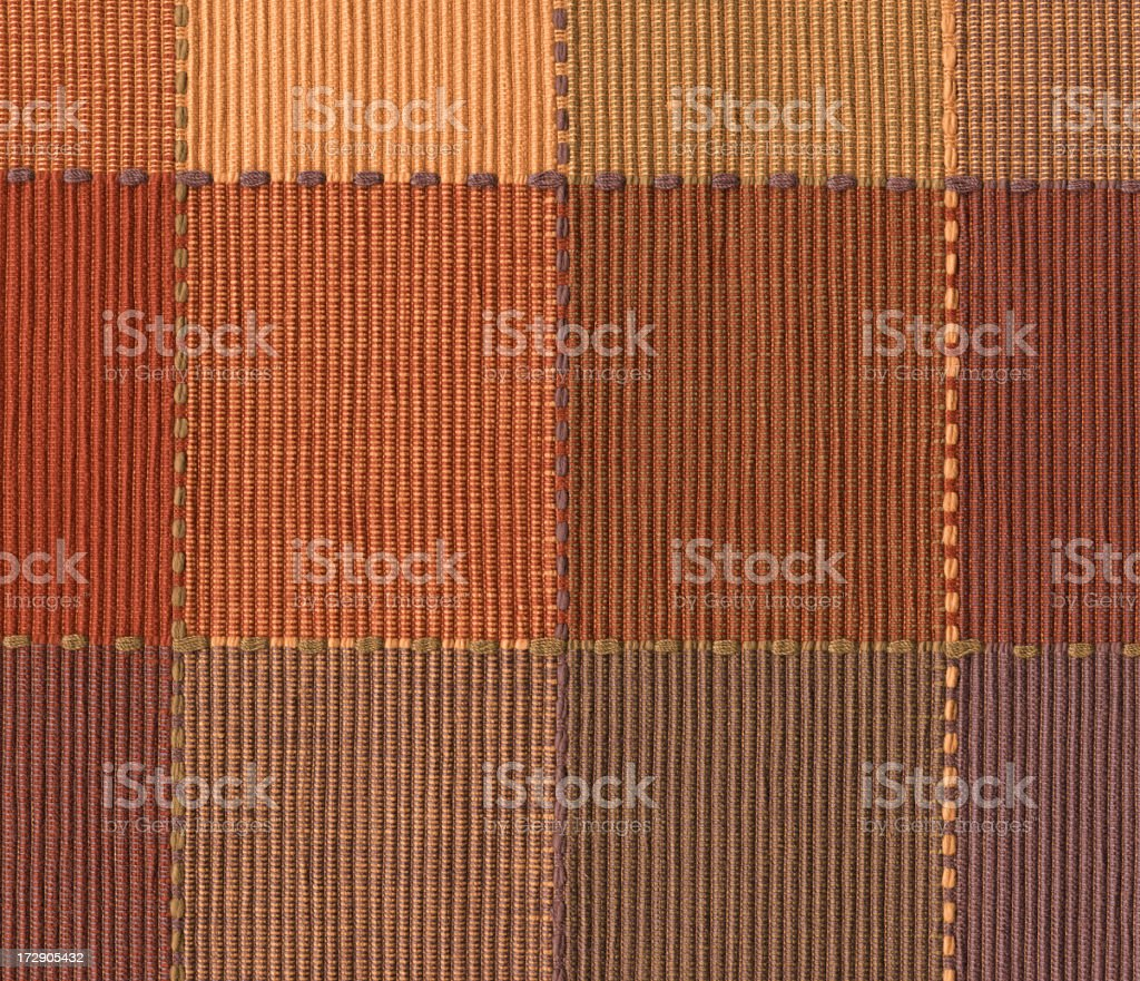 patchwork fabric royalty-free stock photo