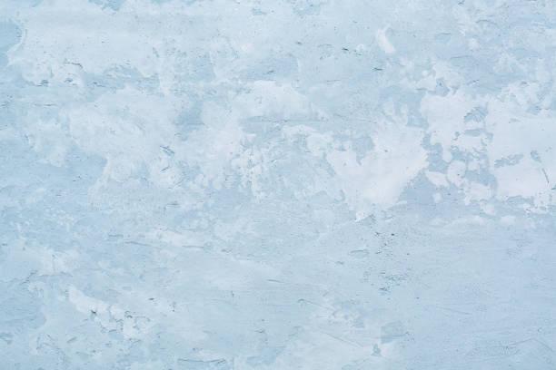 Lückenhaft Textur des blauen Betonwand oder abstrakte Putz Hintergrund. – Foto