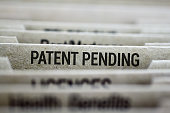 istock Patent pending files folder 1271722211