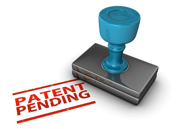 Patent angemeldete Stempel – Foto