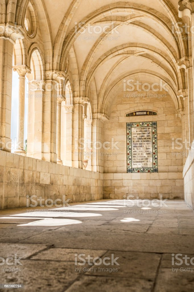 Pater noster architecture royalty-free stock photo