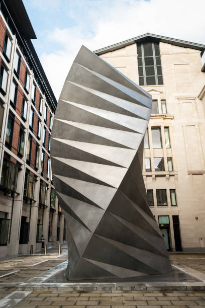 Paternoster Square Vents in London – Foto