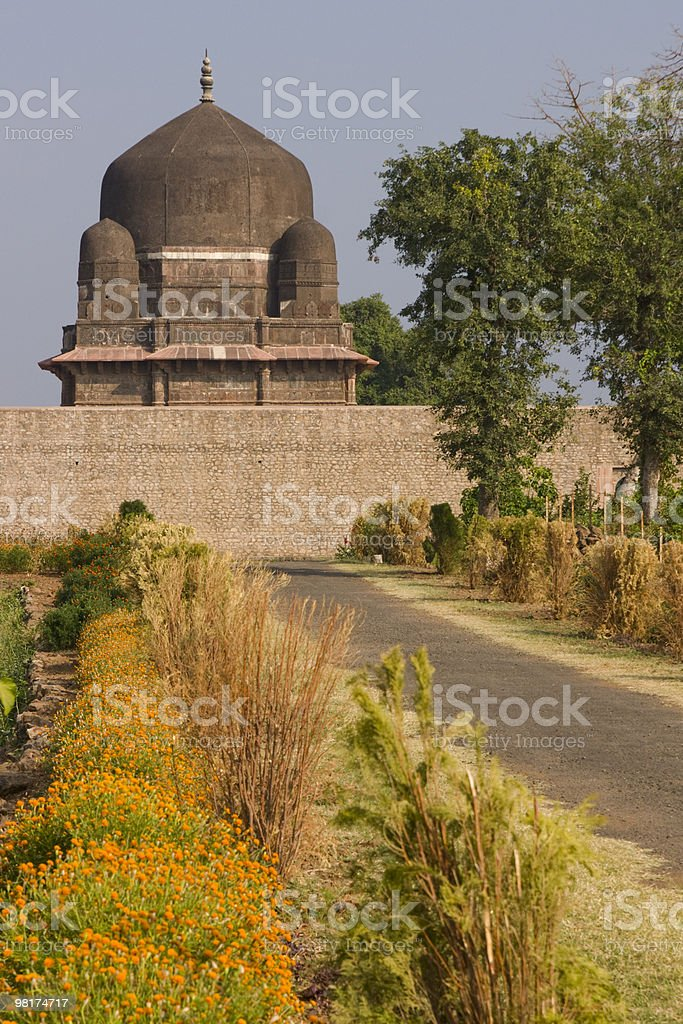 Path to Final Resting Place royalty-free stock photo