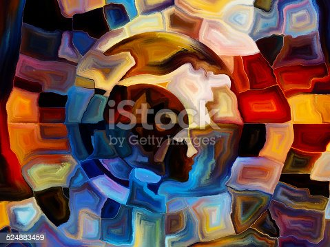 istock Paths of Inner Paint 524883459