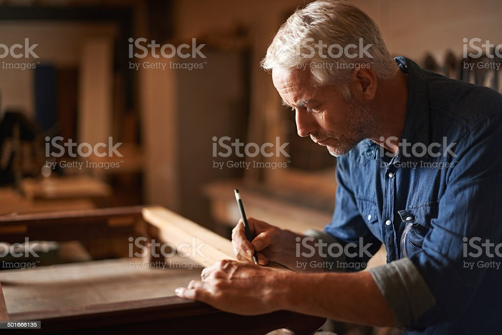 Patience-use it before you lose it stock photo