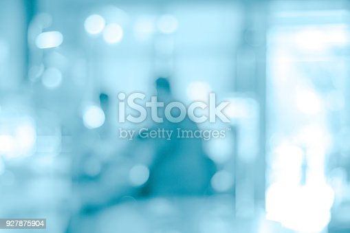 istock patient and doctor at hospital or clinic blurry background 927875904