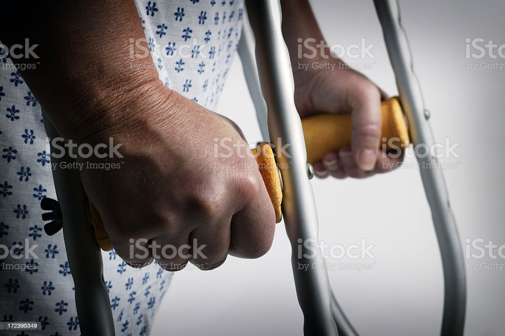 Patient stock photo