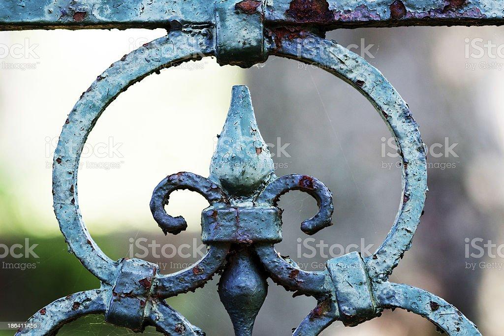 patina color royalty-free stock photo