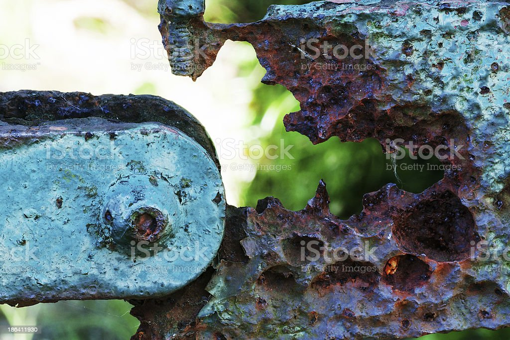 patina color royalty-free stock photo