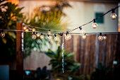 istock Patio String Lights 1124688532