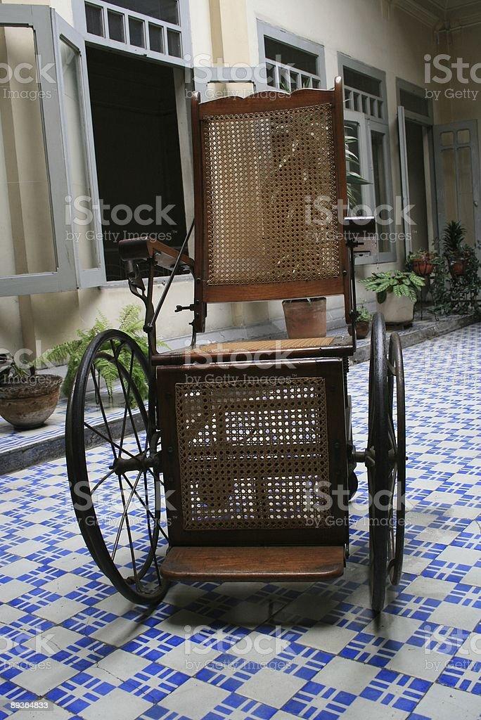 patio z wózków inwalidzkich zbiór zdjęć royalty-free