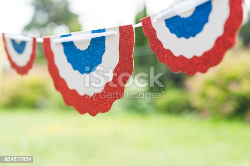istock USA Patriot Decorations 934822834