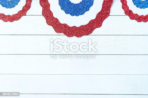 istock USA Patriot Decorations 934822850