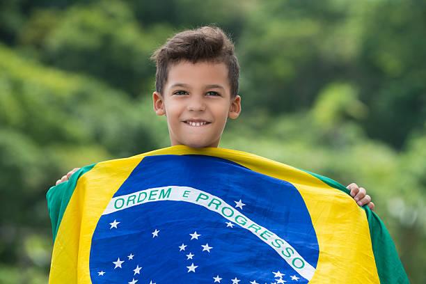 patriot - brazilië stockfoto's en -beelden