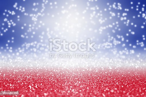 680789648 istock photo Patriot Red White and Blue Background Backdrop 954486386