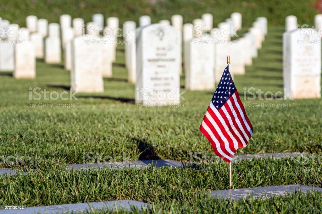 Patriotic 2 stock photo