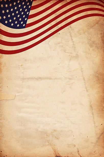 Patriotic Background Paper - XXXL stock photo