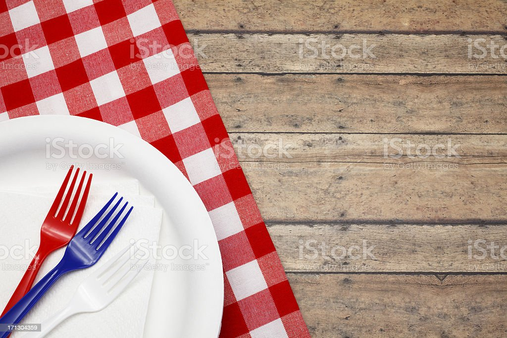 Patriotic Celebration royalty-free stock photo