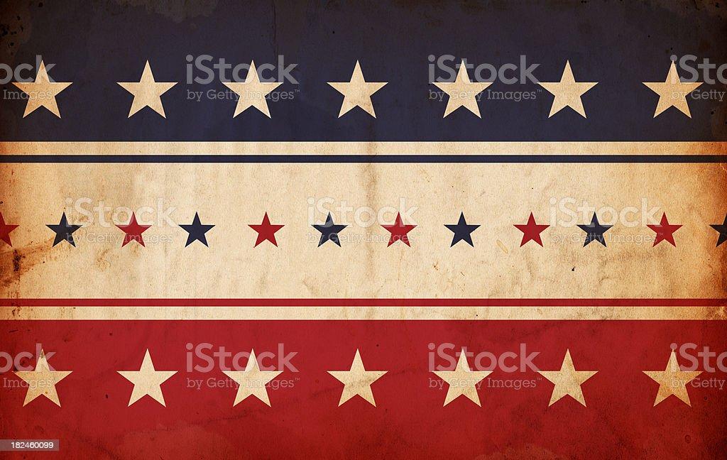 Patriotic Paper Background - XXXL stock photo