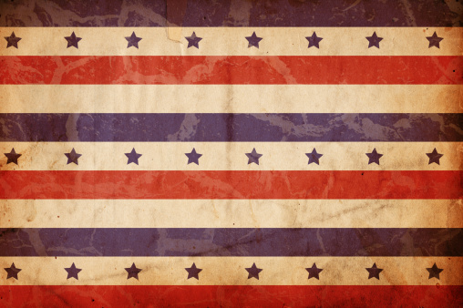 Patriotic Paper Xxxl Stock Photo - Download Image Now