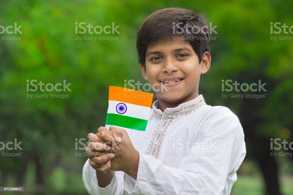 Músicas patrióticas - foto de acervo