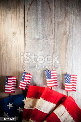 istock Patriotic Poster 180744251