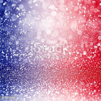 680789648 istock photo Patriotic Red White and Blue Background 673314472