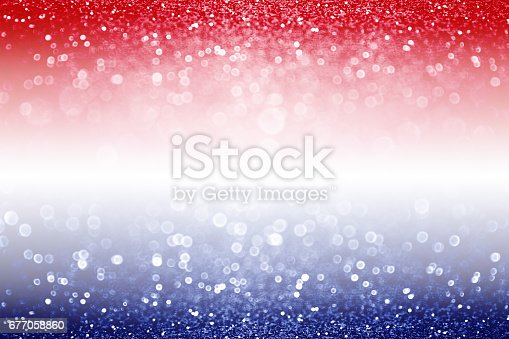 680789648 istock photo Patriotic Red White and Blue Background 677058860