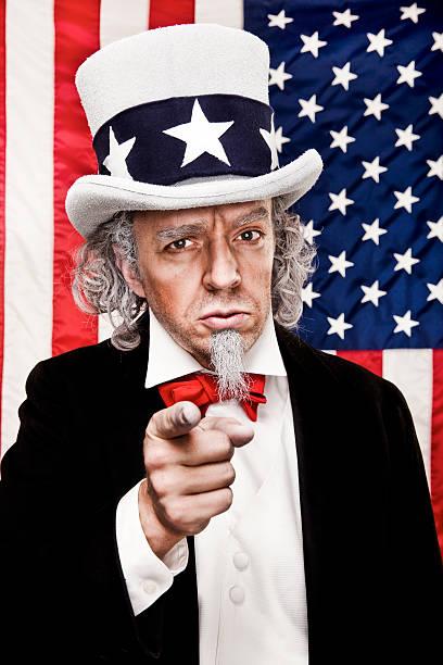 patriotic wuj sam chce - uwiedzenie zdjęcia i obrazy z banku zdjęć