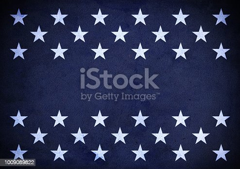 istock USA Patriotic wall texture background 1009089822