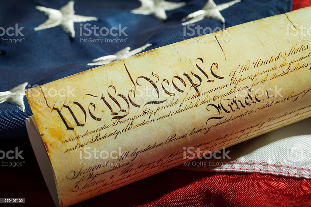 Patriotism stock photo