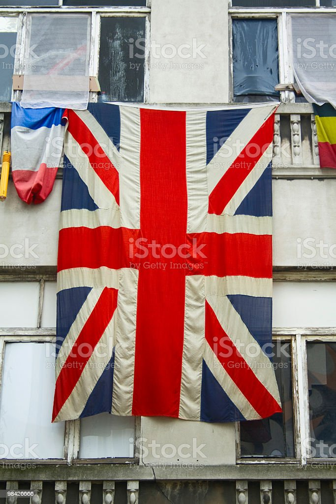 Patriotism royalty-free stock photo