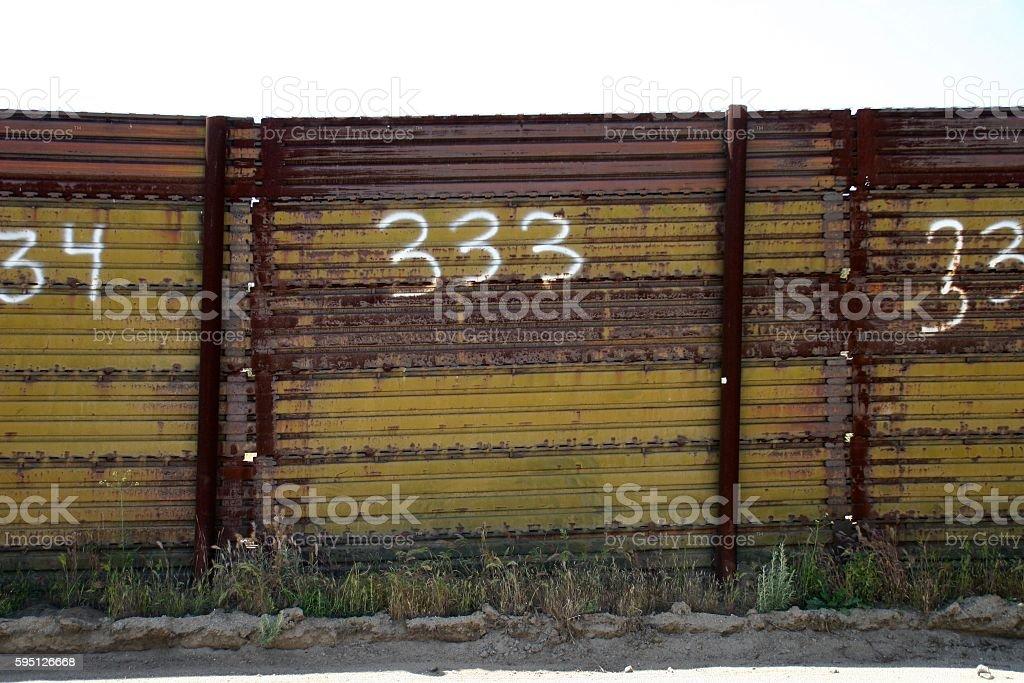 Patrolled stock photo