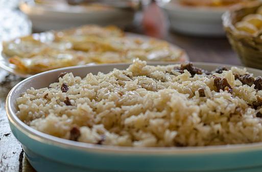 Patron rice