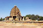 istock Pattadakal temples - A 6th Century UNESCO site in Karnataka, India 816898128