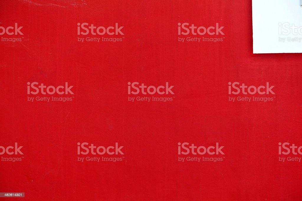 Motif rouge et blanc - Photo