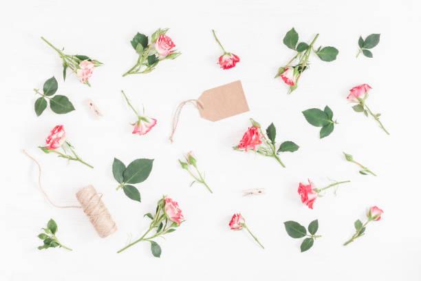 Pattern made of rose flowers on white background flat lay picture id640978662?b=1&k=6&m=640978662&s=612x612&w=0&h=bhismobsgqnca1jf9i6a1vdnoqnvuhctu9mldjt4tti=