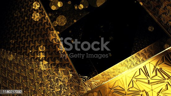 istock Pattern Moving For Decoration Style Gatsby Art Deco 1180217032