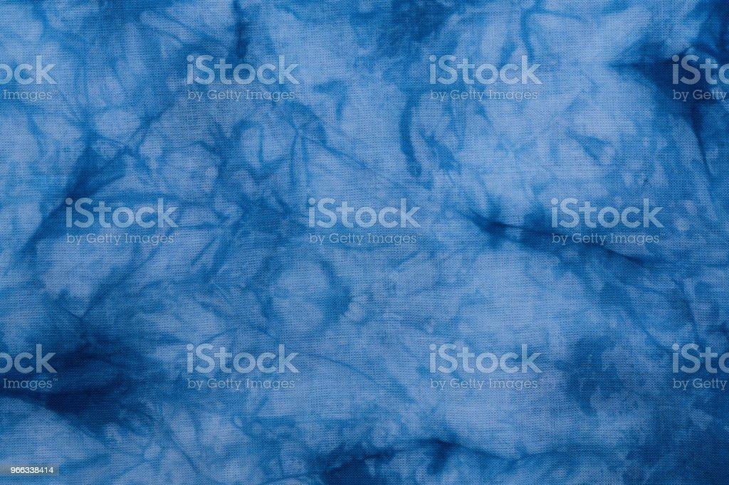 Droit Dye Blue Libre De Modèle Sur Photo Tie Tissu Batik qLpSzMjUVG