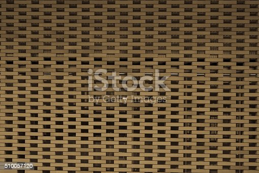 istock Pattern of building wall 510057120