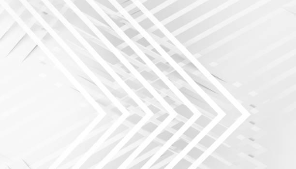 Patrón de render 3d de las esquinas - foto de stock