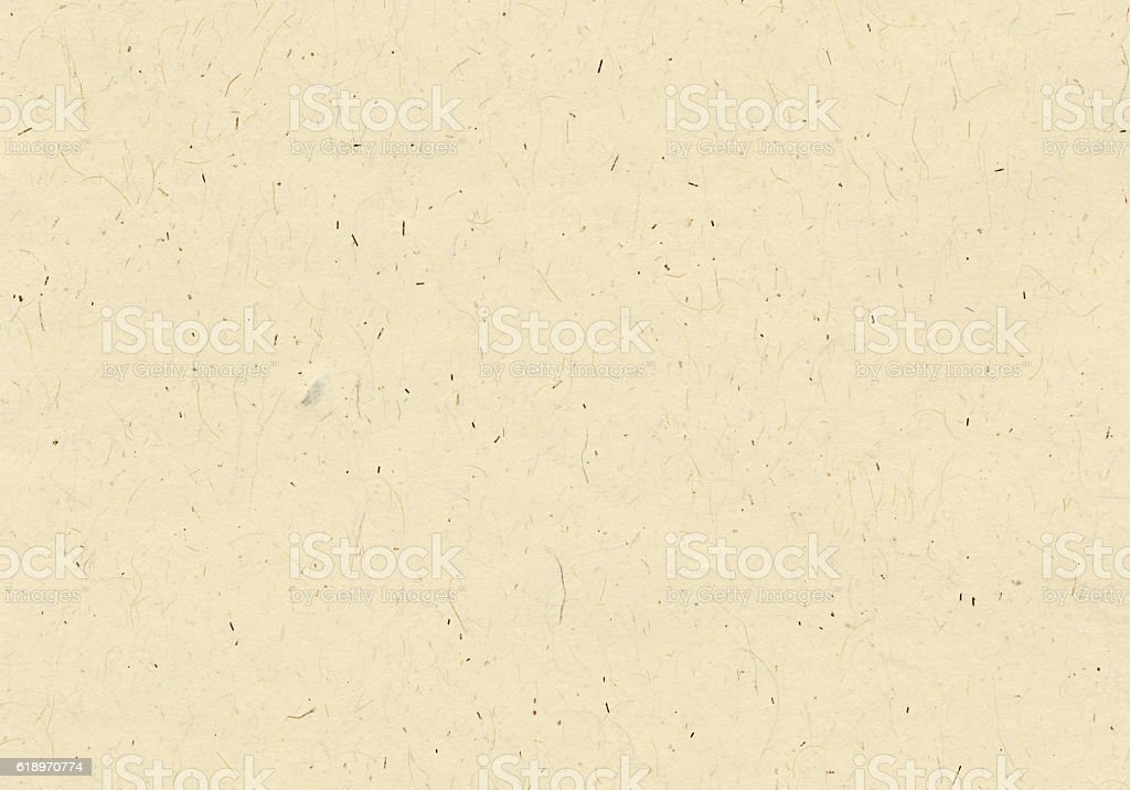 Pattern Of Cream Colored Textured Paper Royalty Free Stock Photo