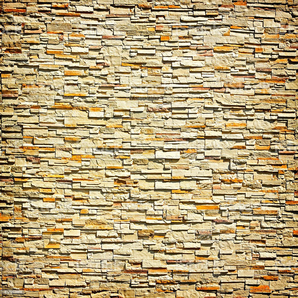 Pattern Of Decorative Slate Stone Wall Surface Stock Photo & More ...