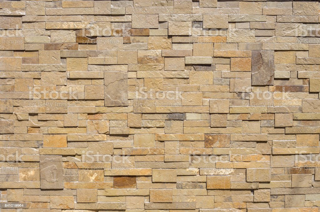 Pattern Of Decorative Slate Stone Wall Surface Stock Photo & More ...