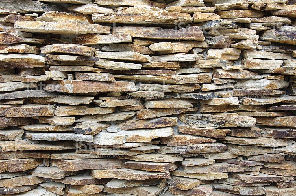 Pattern Of Decorative Stone Wall Surface stock photo | iStock