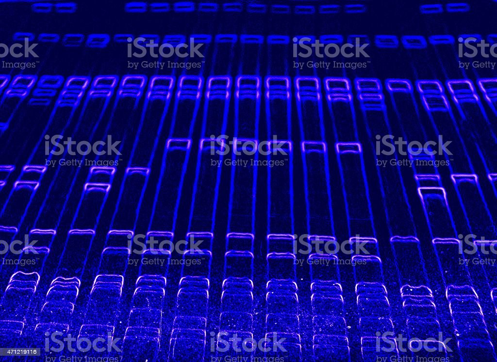 Pattern of DNA stock photo
